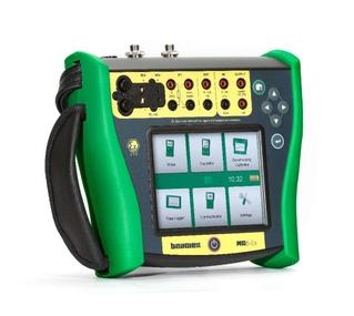 Jiskrově bezpečný multifunkční provozní kalibrátor a komunikátor